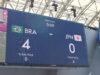 ブラインドサッカー日本代表 王者ブラジルに4失点