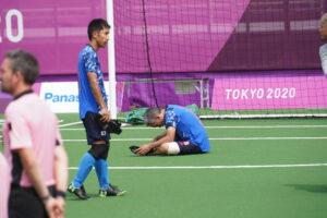 ブラインドサッカー日本代表 アジアの壁を越えられず 準決勝進出逃す