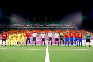 ブラインドサッカー スペインvsタイ戦は第2PKで明暗を分ける