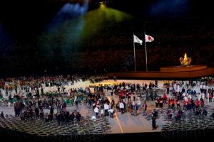 翼広げ、パラリンピックの「風」起こす。史上最多アスリートが参加の東京パラリンピック、ついに開幕!