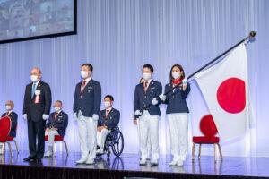 リアルな息遣いや雰囲気を通して、子どもたちにレガシーを! 東京パラリンピック結団式が開催された
