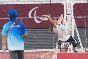 女性初の難民アスリートがパラリンピック出場で伝えたいこと