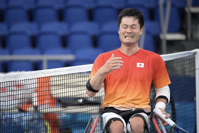 決勝のライバルが語る、金メダル国枝慎吾の強さ