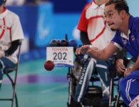 """Tokyo 2020 Paralympics """"Boccia"""" # 0901"""