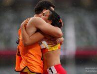 "Tokyo 2020 Paralympics ""Track & Field"" #0902 Heat & Final"